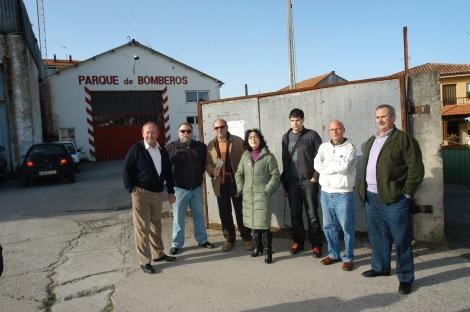 ACPT visita los talleres municiales de Campuzano