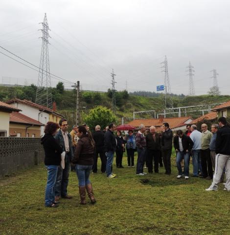 Socavón en La Turbera (7 de Mayo)d