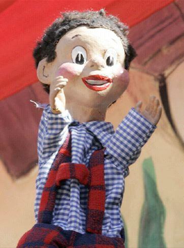 Marioneta de Gorgorito