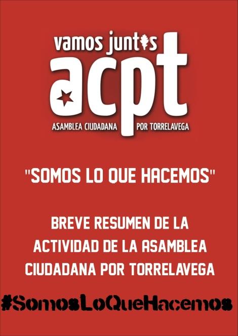 #SomosLoQueHacemos