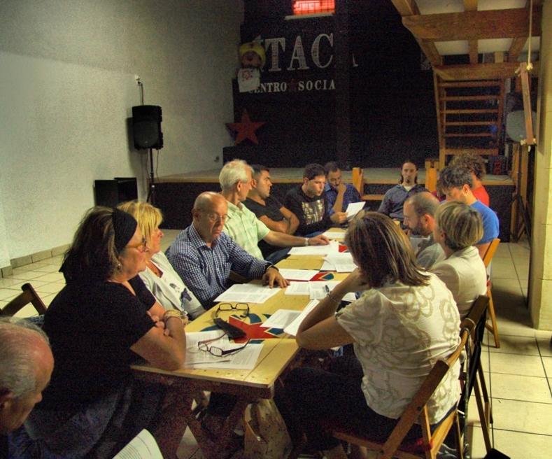 Reunión de la Asamblea de ACPT