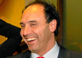 Juan Ignacio Diego Palacios, Presidente de Cantabria