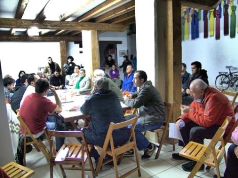 Reunión de ACPT