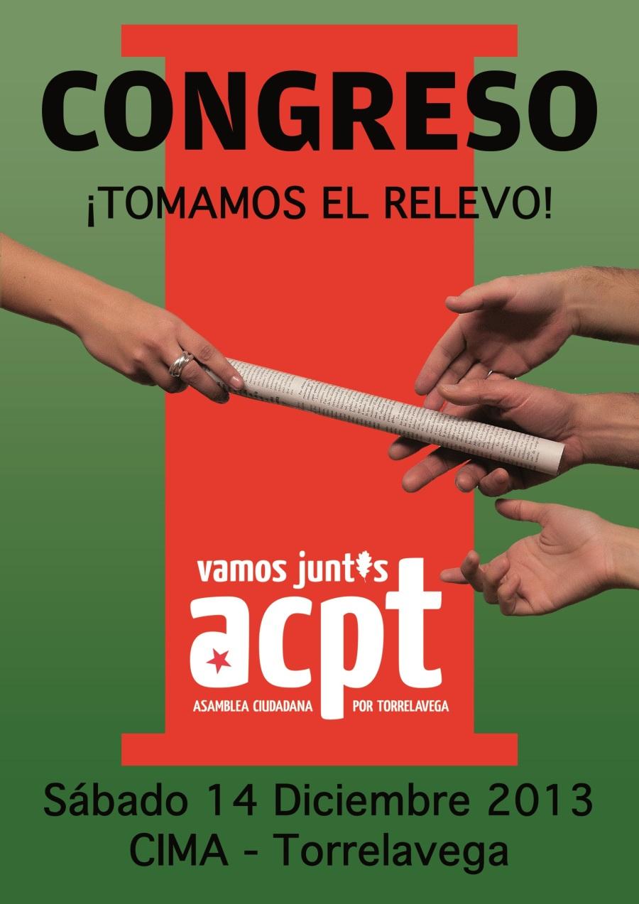 Cartel del I Congreso de ACPT
