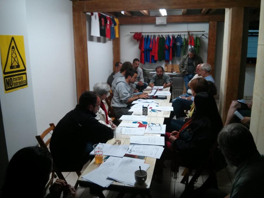Una de las Asambleas de ACPT