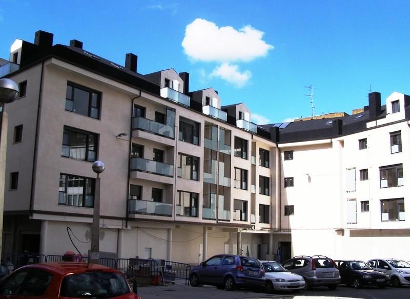Bloque en manos del SAREB situado en La Inmobiliaria