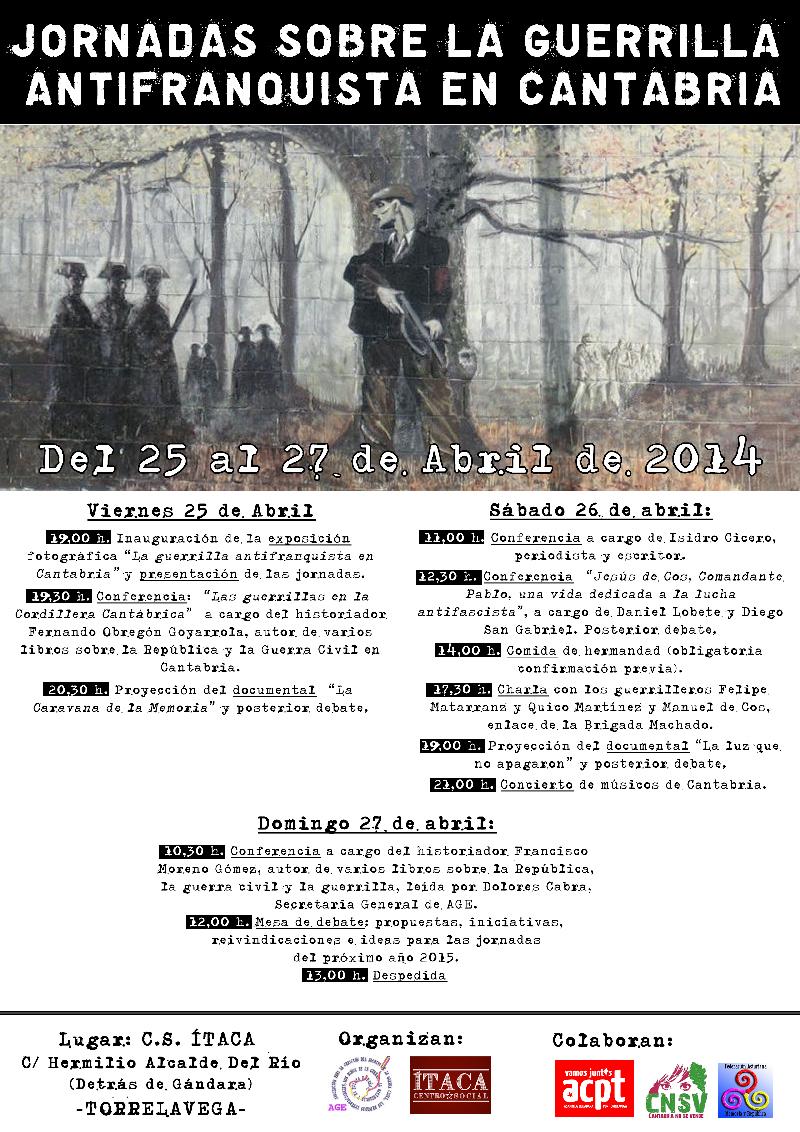 JORNADAS-Guerrilla