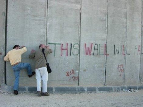 El muro de la vergüenza