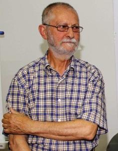 José Mª Gruber, autor de la iniciativa