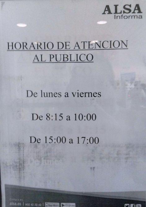 Recorte horario