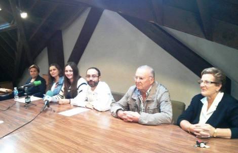Rueda ACPT y Vecinos La Turbera