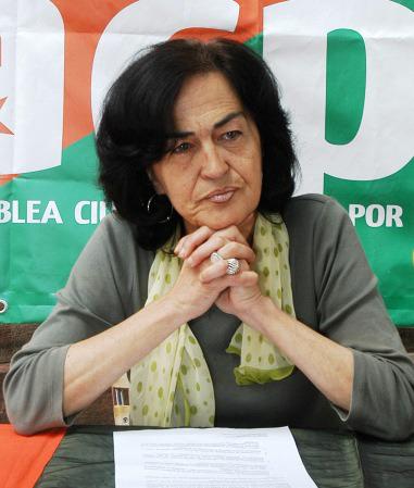 Esther García, concejala de ACPT, inspiración y ejemplo siempre presentes