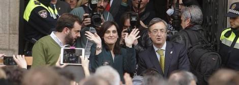 Momentos después de la moción de censura Autor: Palomeque