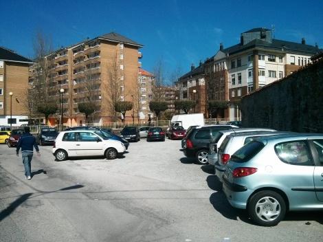 Problemas en los accesos al Bº Covadonga