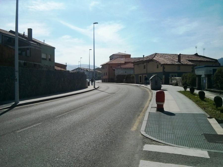 Falta de seguridad al cruzar la Avenida de Palencia
