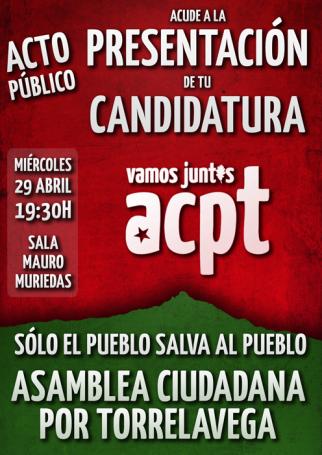 Candidatura ACPT