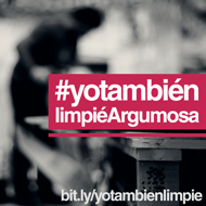 #YotambiénlimpiéArgumosa